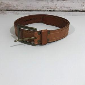 Banana Republic Camel color leather belt